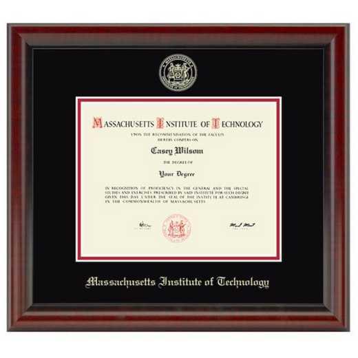 615789561613: MIT Diploma Frame- the Fidelitas