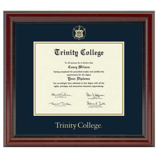 615789595700: Trinity College Fidelitas Frame