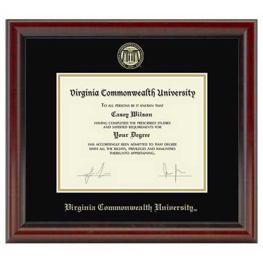 615789597018: Virginia Commonwealth University Diploma Frame