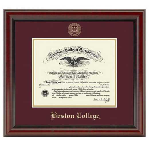 615789638957: Boston College Diploma Frame- the Fidelitas