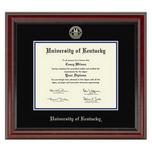 615789658399: University of Kentucky Diploma Frame- the Fidelitas