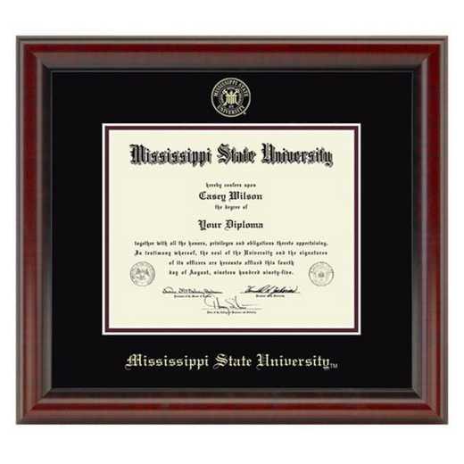615789658856: Mississippi State Diploma Frame- the Fidelitas