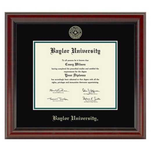 615789696414: Baylor University Diploma Frame, the Fidelitas