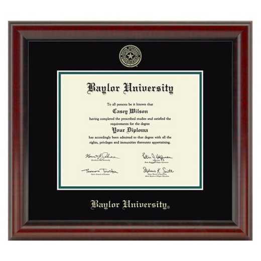 615789696414: Baylor University Diploma Frame- the Fidelitas