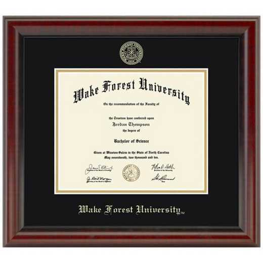 615789813736: Wake Forest University Diploma Frame- the Fidelitas