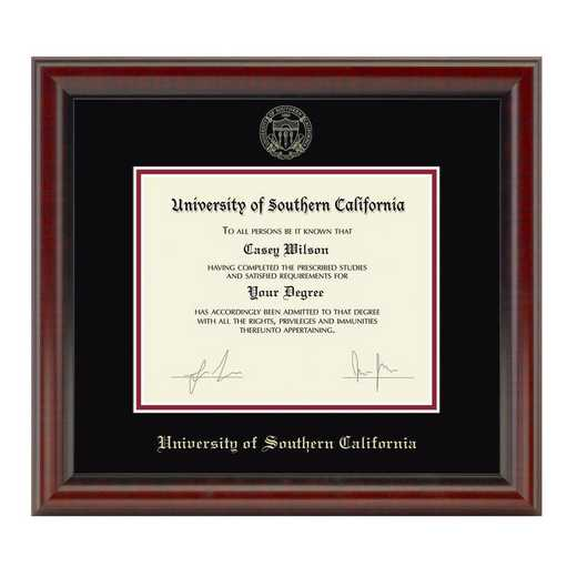 615789836940: University of Southern California Diploma Frame