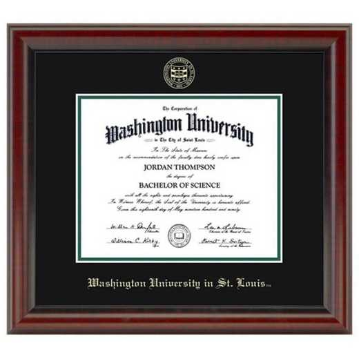 615789862093: WashU Diploma Frame- the Fidelitas