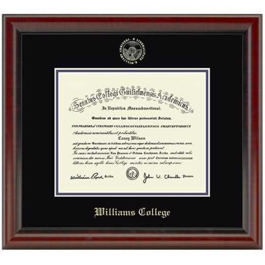 615789888239: Williams College Diploma Frame- the Fidelitas