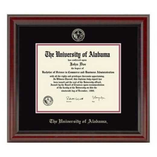 615789920793: University of Alabama Diploma Frame- the Fidelitas