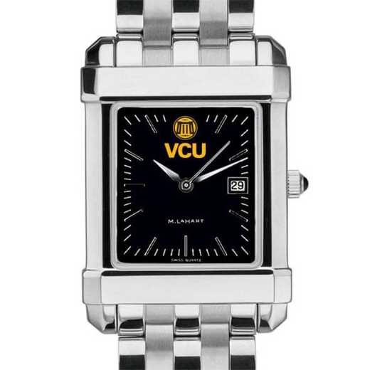 615789609520: VCU Men's Black Quad with Bracelet