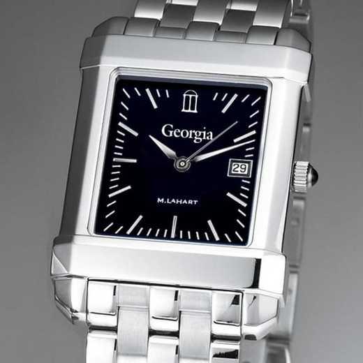 615789806677: Georgia Men's Black Quad with Bracelet