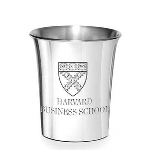 615789676676: Harvard Business School Pewter Jigger