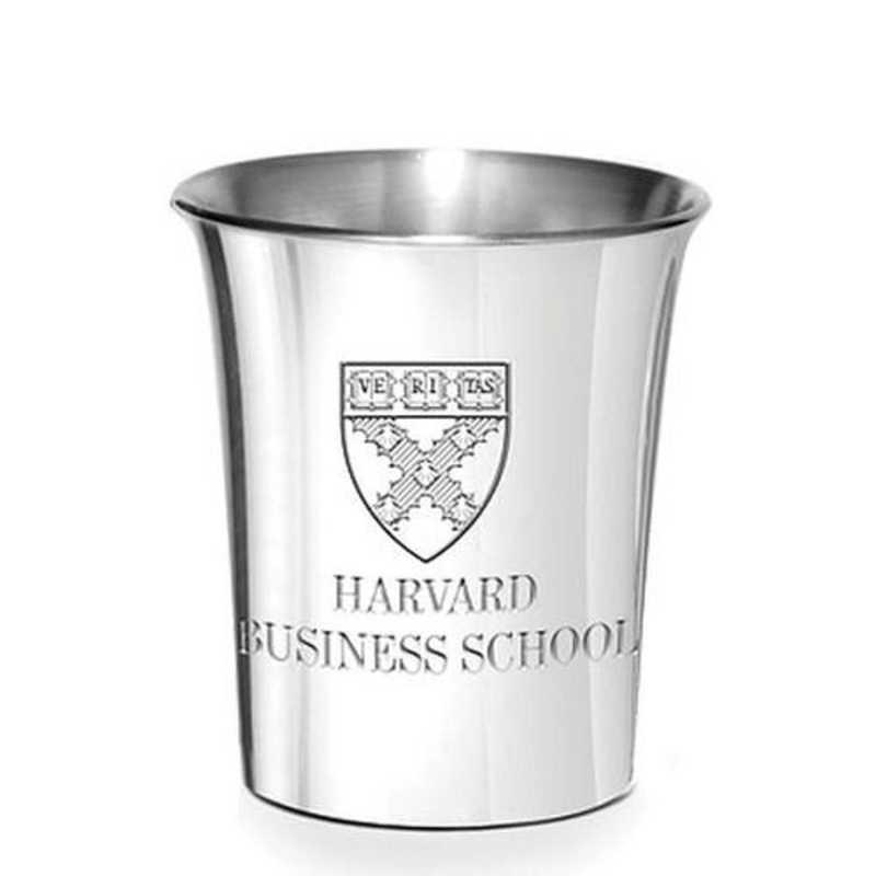 615789676676: Harvard Business School Pewter Jigger