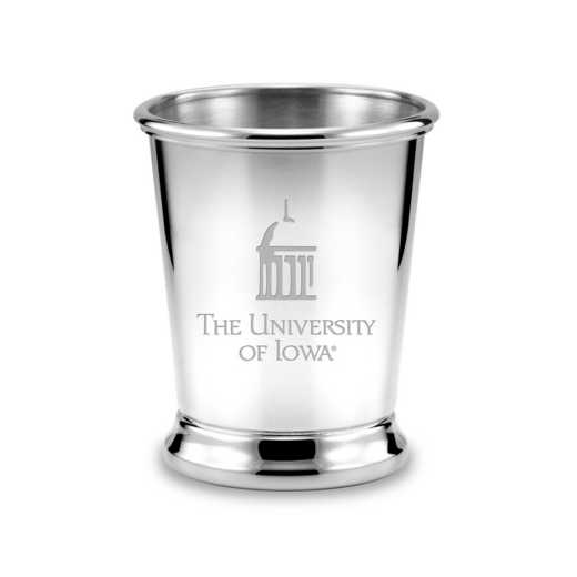 615789113522: Univ of Iowa Pewter Julep Cup