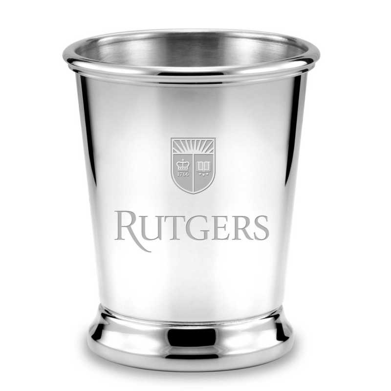 615789360025: Rutgers Univ Pewter Julep Cup