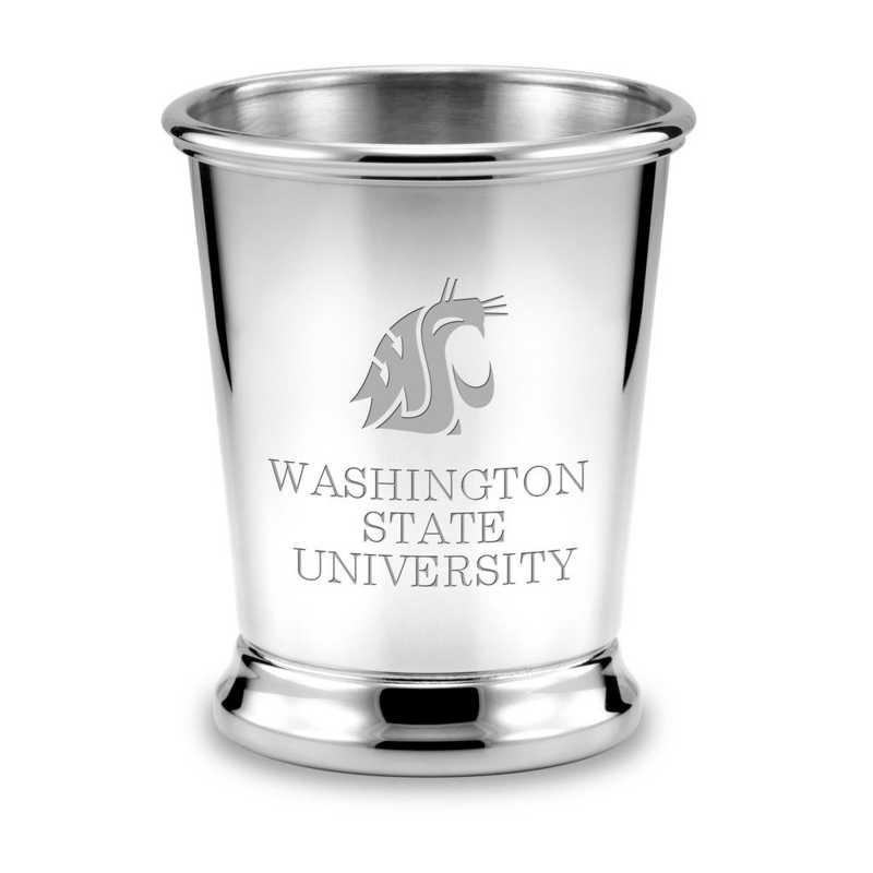 615789598176: Washington State Univ Pewter Julep Cup