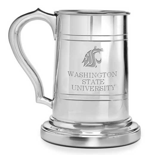 615789190400: Washington State Univ Pewter Stein