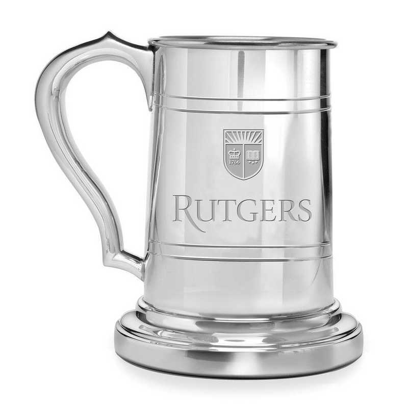 615789684541: Rutgers Univ Pewter Stein