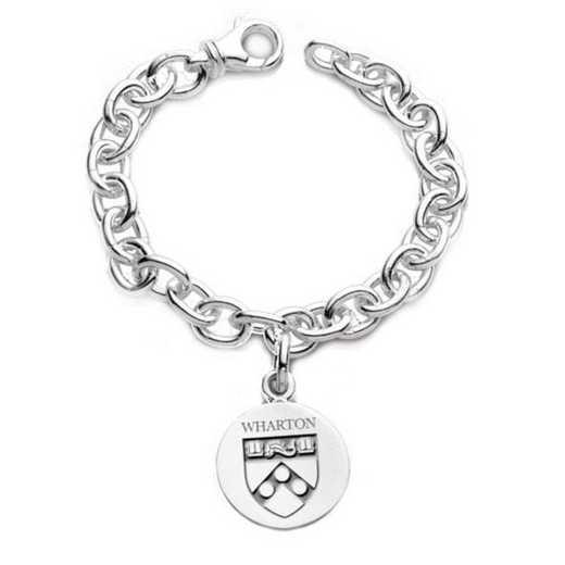 615789910503: Wharton SS Charm Bracelet