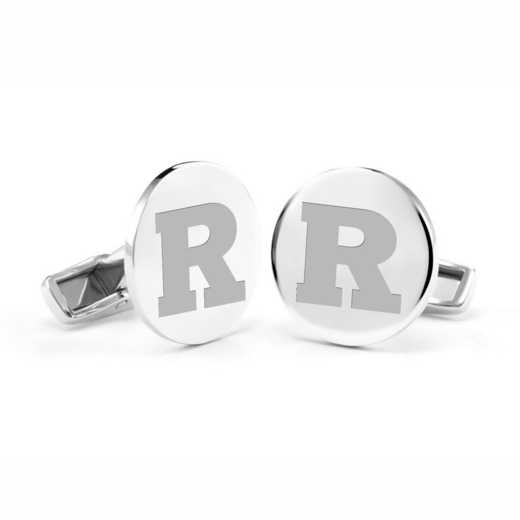 615789164661: Rutgers Univ Cufflinks in SS