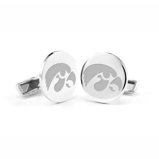 615789582663: Univ of Iowa Cufflinks in SS