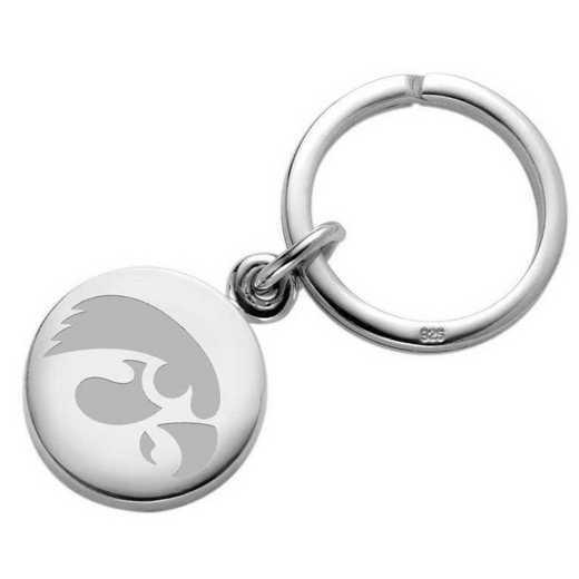 615789026129: Univ of Iowa SS Insignia Key Ring