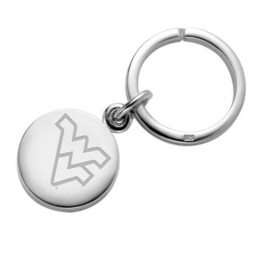 615789211761: West Virginia Univ SS Insignia Key Ring