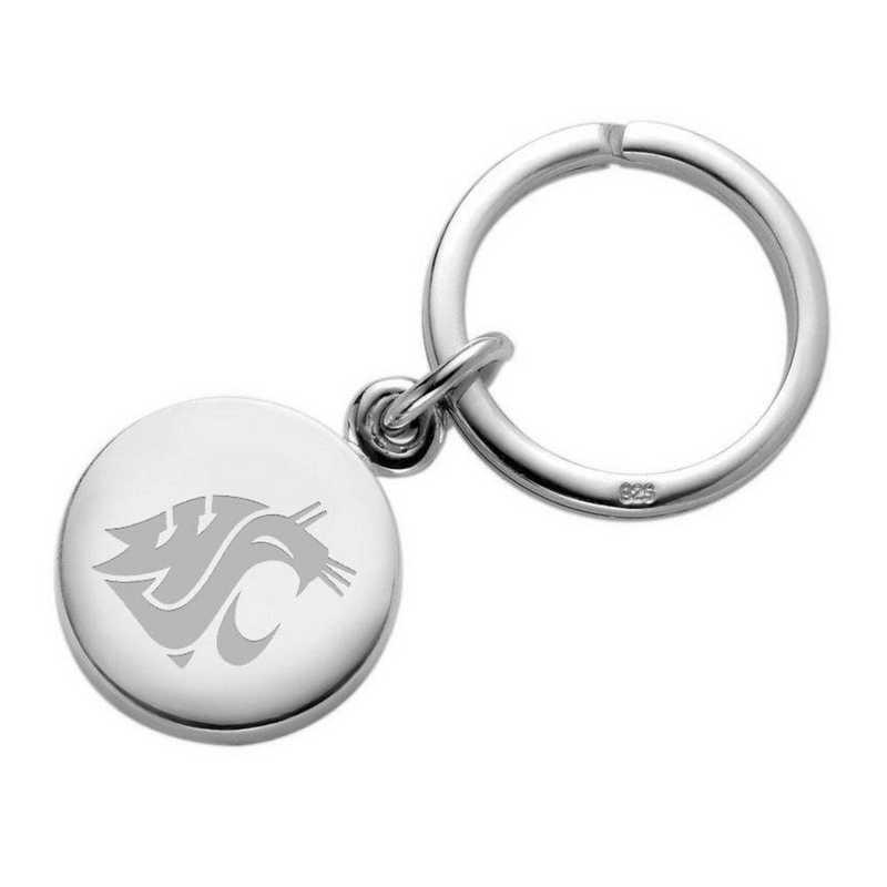 615789238096: Washington State Univ SS Insignia Key Ring