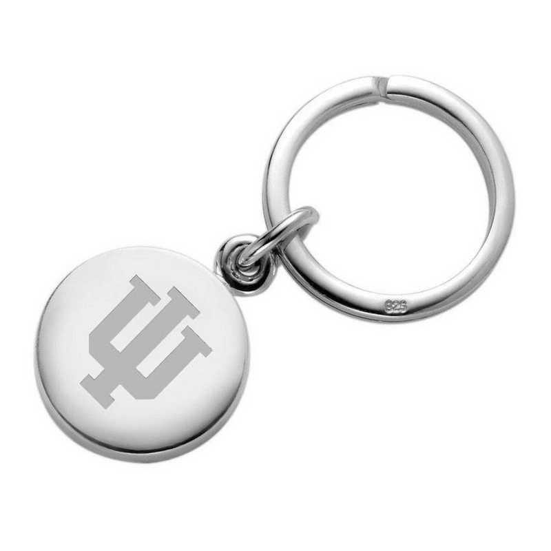 615789324126: Indiana Univ SS Insignia Key Ring