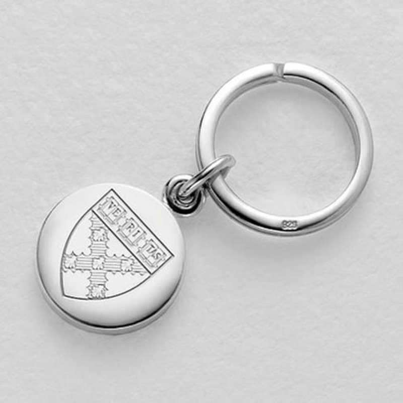 615789910121: Harvard Business School SS Insignia Key Ring