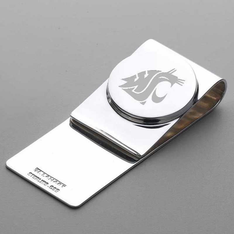 615789383352: Washington State Univ SS Money Clip