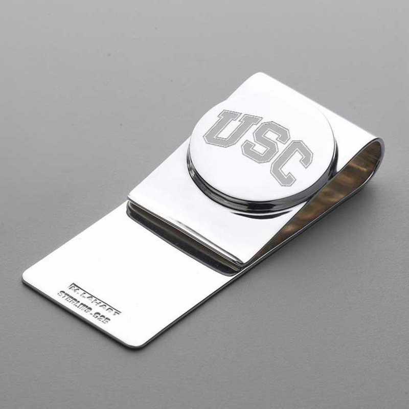 615789596899: Univ of Southern California SS Money Clip