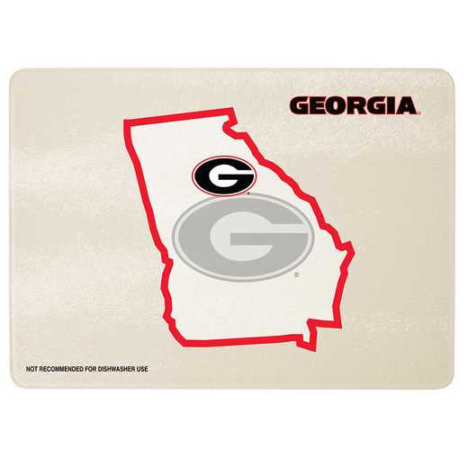 COL-GA-2237: CUTTING BRD  SOM UNIV OF GEORGIA