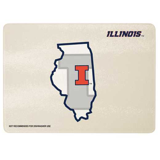 COL-ILL-2237: CUTTING BRD  SOM UNIV OF ILLINOIS
