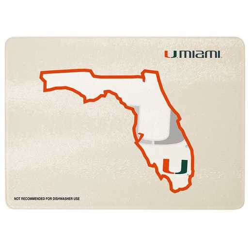 COL-MIA-2237: CUTTING BRD  SOM UNIV OF MIAMI
