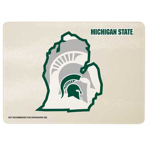COL-MSU-2237: CUTTING BRD  SOM MICHIGAN STATE