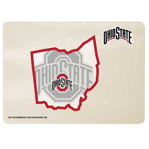 COL-OSU-2237: CUTTING BRD  SOM OHIO STATE