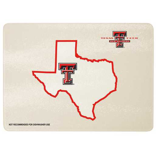 COL-TXT-2237: CUTTING BRD  SOM TEXAS TECH