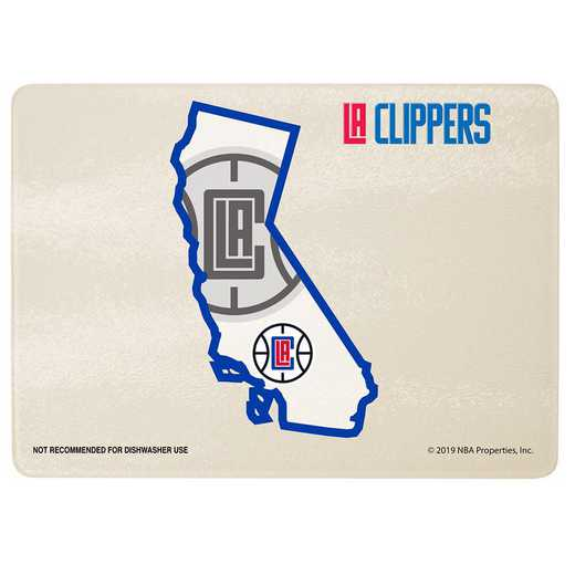NBA-LAC-2237: CUTTING BRD SOM CLIPPERS