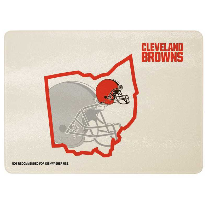 NFL-CLV-2237: CUTTING BRDS SOM BROWNS