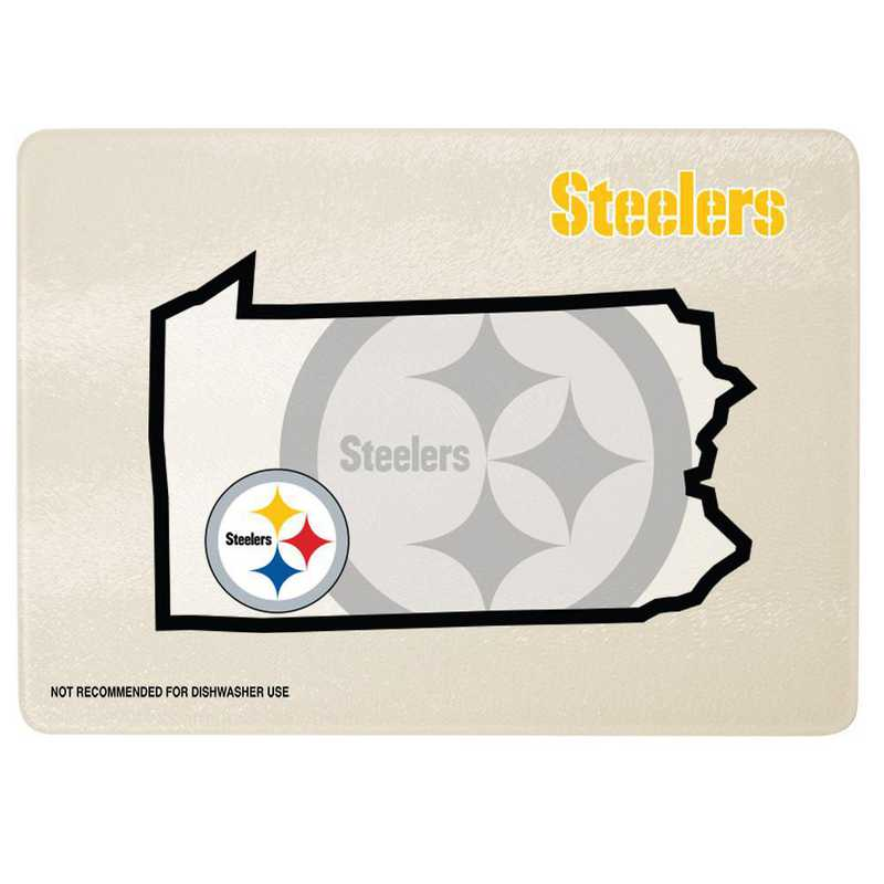 NFL-PST-2237: CUTTING BRDS SOM STEELERS