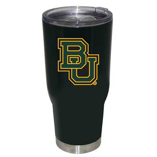 COL-BAY-750101: 32oz Decal PC SS Tumbler Baylor
