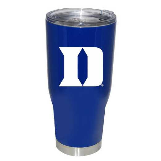 COL-DUK-750101: 32oz Decal PC SS Tumbler Duke