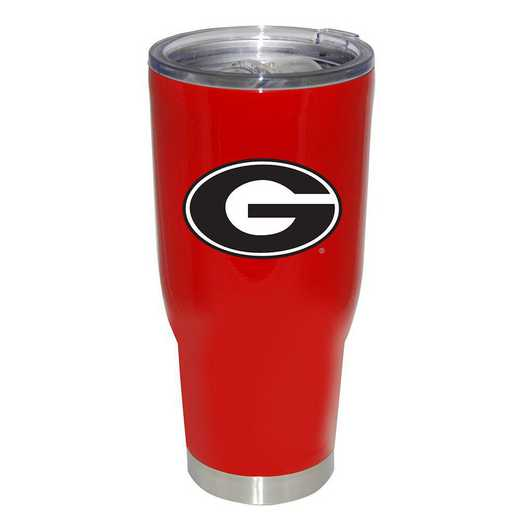 COL-GA-750101: 32oz Decal PC SS Tumbler GA