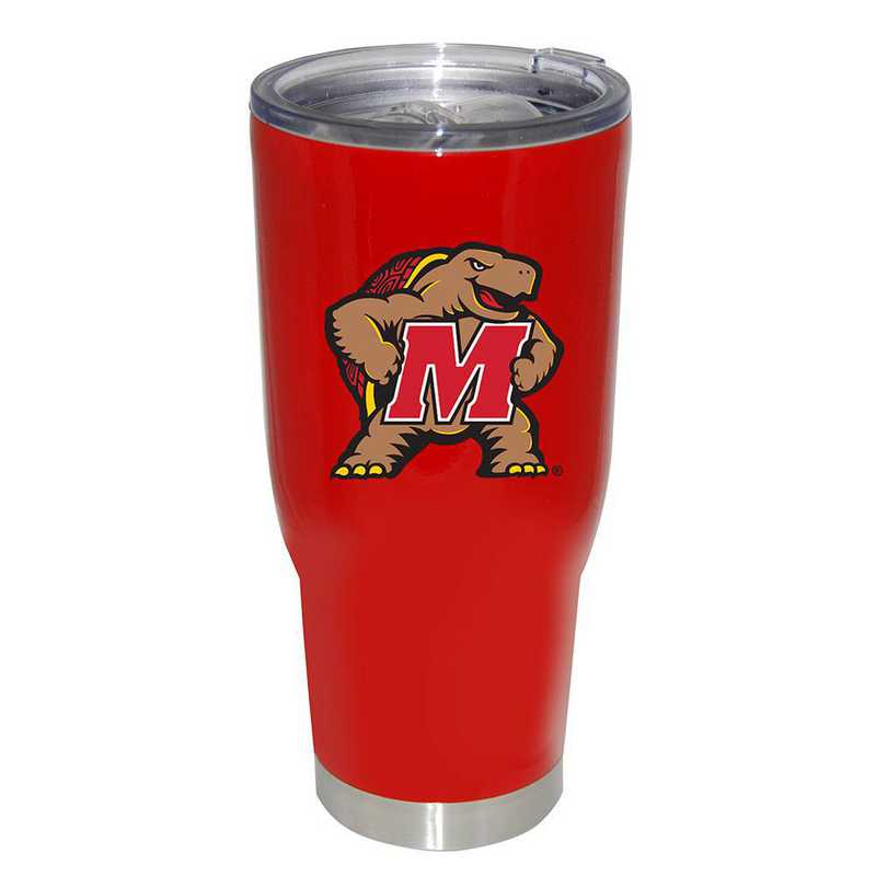 COL-MAR-750101: 32oz Decal PC SS Tumbler MD