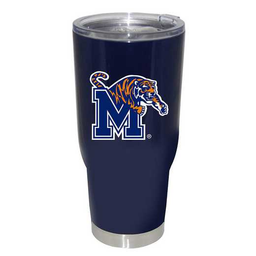 COL-MEM-750101: 32oz Decal PC SS Tumbler Memphis