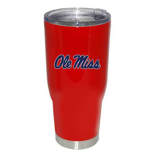 COL-MS-750101: 32oz Decal PC SS Tumbler Ole MiPC SS