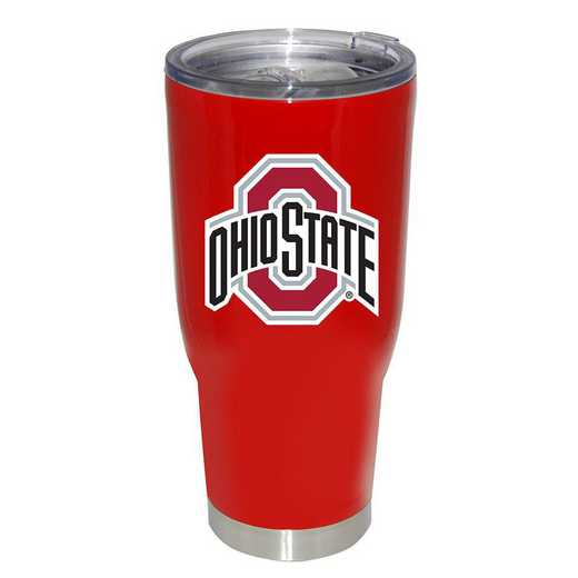 COL-OSU-750101: 32oz Decal PC SS Tumbler OH St