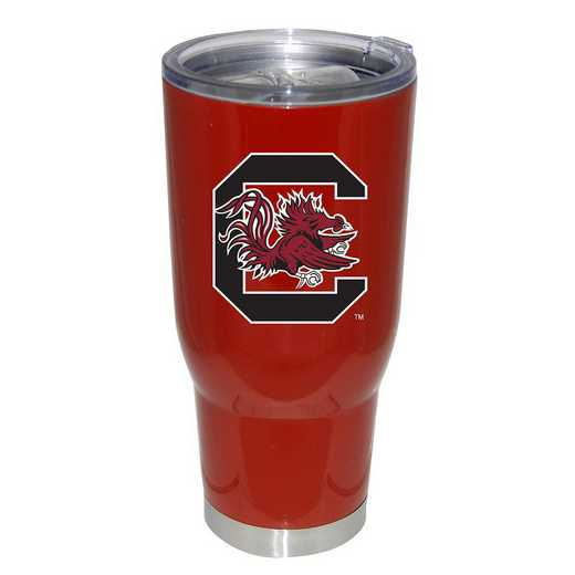 COL-USC-750101: 32oz Decal PC SS Tumbler SC