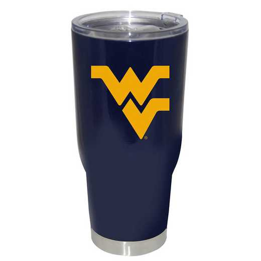 COL-WVI-750101: 32oz Decal PC SS Tumbler WV